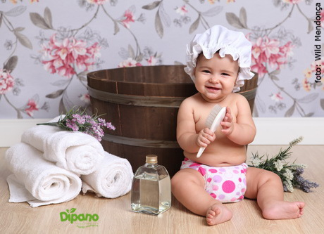 Beatriz 7m mãe Daniela